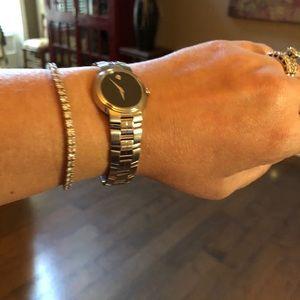 Movado Accessories - Movado Limited Edition Swiss Quartz Bracelet Watch